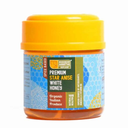 Star Anise Honey 150gm Front View