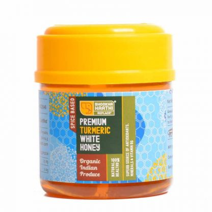 Turmeric Honey 150gm Front View