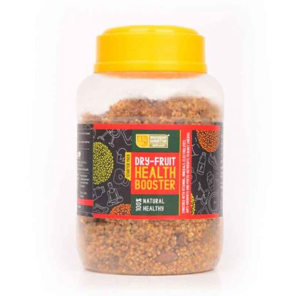 Health Boosters 250gm Front View