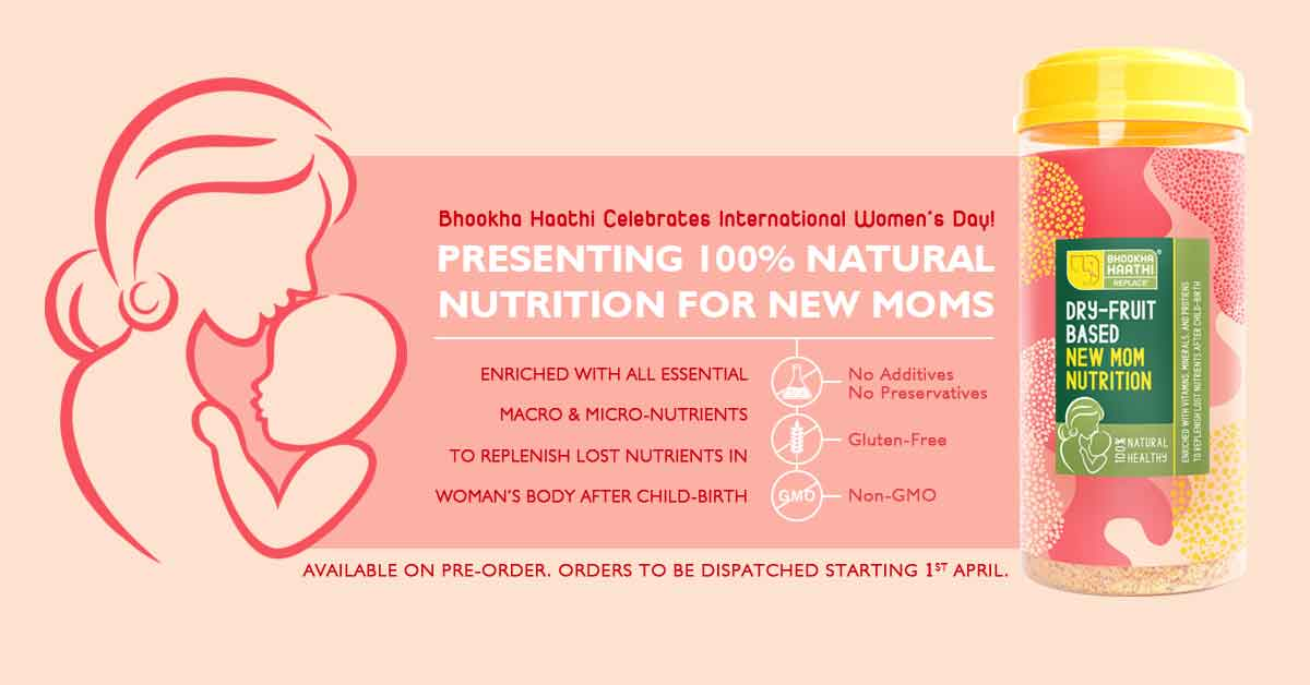 Natural Nutrition for New Moms Theme