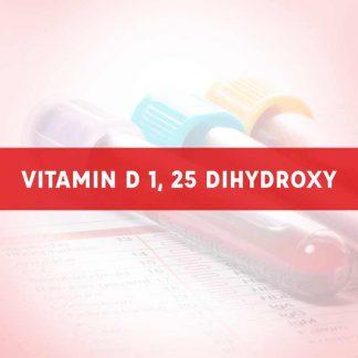 Vitamin D1-25 Dihydroxy