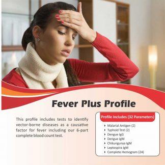 Fever Plus Profile Main
