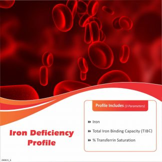 Iron Deficiency Profile Main