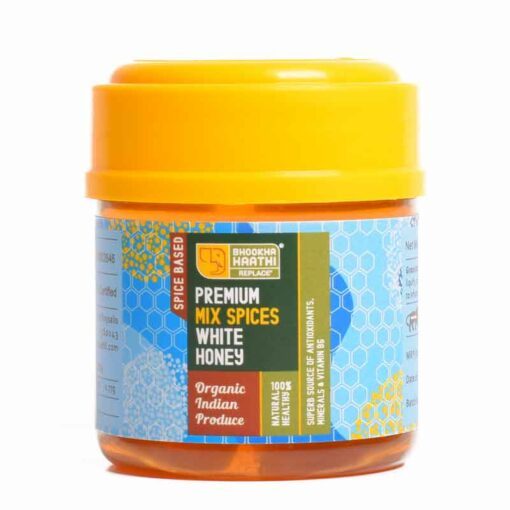 Mix Spices Honey 150gm Front View
