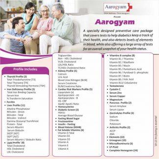 Aarogyam XL GT Profile