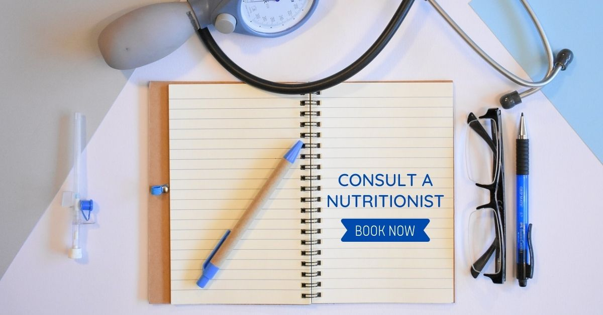 Nutrition Consultation Banner