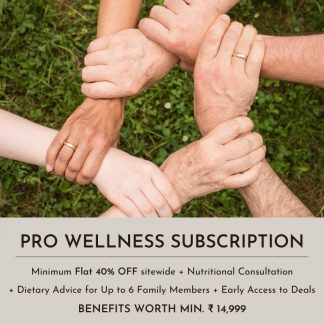 Pro Wellness Subscription Product Image