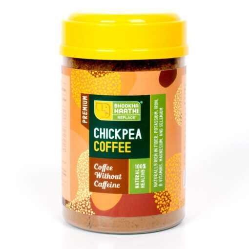 Chickpea Coffee Powder Front Image 300gms