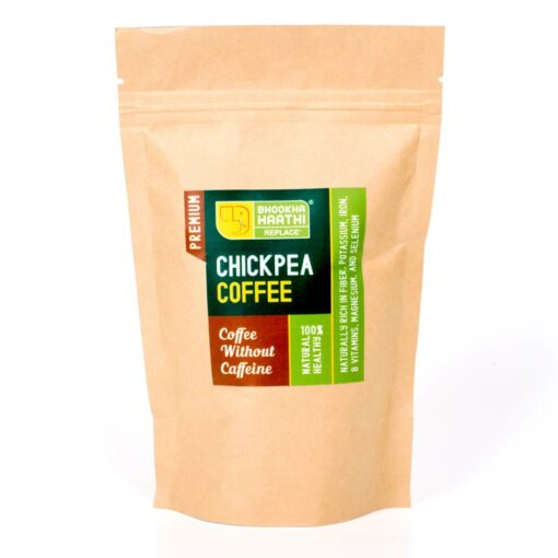 Chickpea Coffee Powder Front Pouch Image 300gms